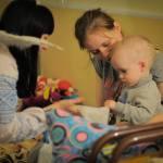 Иващенко Илья с мамой