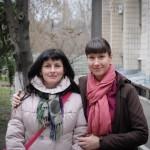 Ярослава и Таня