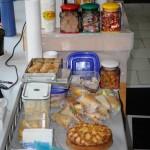 Печеньки, как важная составляющая каждого субботника